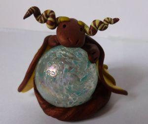Bronze Marble 1