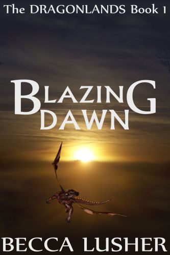 Blazing Dawn Cover 2