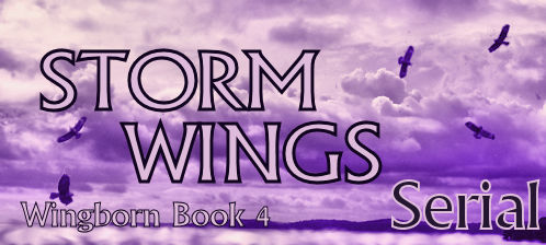 Storm Wings Banner