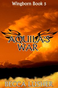 Aquila's War Cover 1